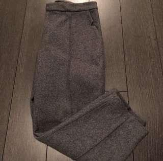 Wool pants from Korea