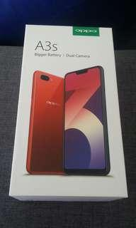 Oppo A3S (brand new)