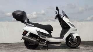 PREOWNED KYMCO 200 i FOR SALE - DEC PROMOTION