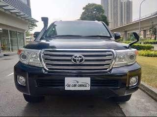 TOYOTA LAND CRUISER 4.6AX G-SELECTION AT 4WD