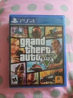 Brand New - PS4 Grand Theft Auto V 5