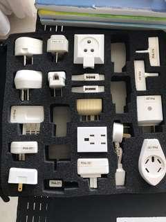 Moving sale - world wide landline phone adapters