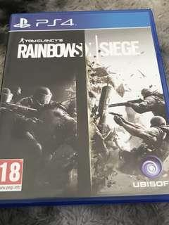 Ps4 Games Tom Clancy Six Siege