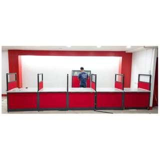 BIGGEST DISCOUNT!!! OFFICE PARTITION