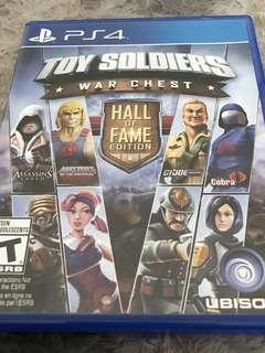 Ps4 Games Toy Soldiers