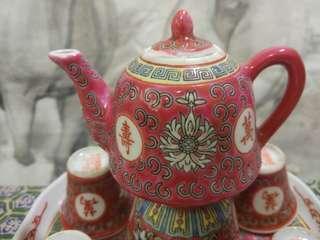 陶瓷茶具(迷你版)