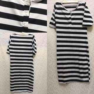 Dress strip