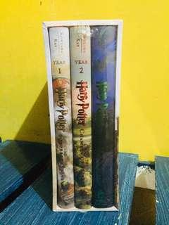 Harry Potter Illustrated Collection