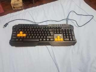 CD-R King DA Series Keyboard
