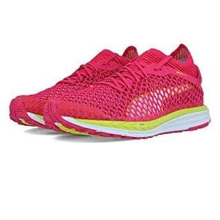 SPEED IGNITE NETFIT Women's Running Shoes | Authentic PUMA Shoes. Pink color |
