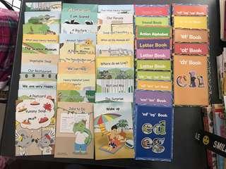 Kids English books 拼音 日常 學習 幼兒 小童 英文 童書 圖書