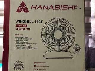 Hanabishi Ground Fan
