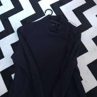 Uniqlo heat tech fleece long sleeve