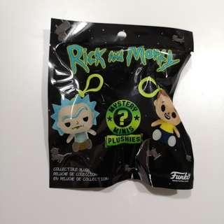 🚚 Rick and Morty Mystery Minis Plushies