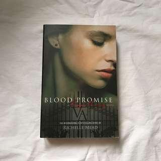 Blood Promies (VA #4) bu Richelle Mead