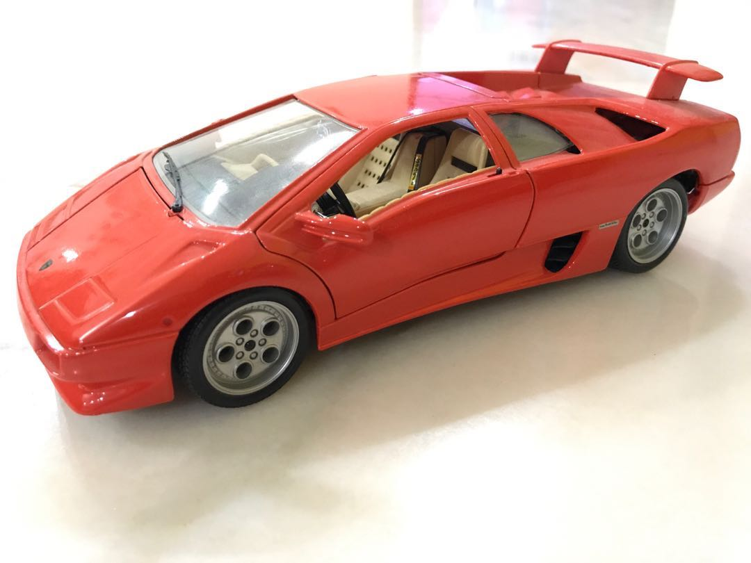 1 18 Burago Lamborghini Diablo Collectors Toys Games Others On