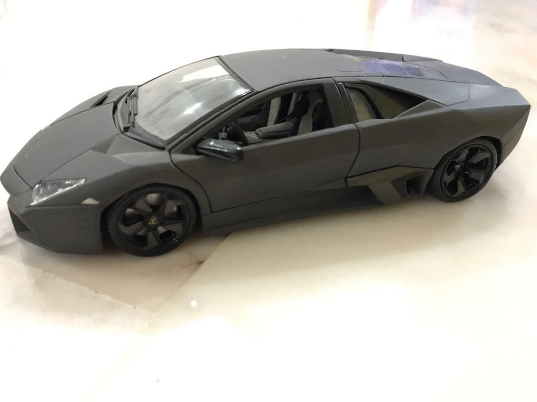 1 18 Burago Lamborghini Reventon Limited Production Toys Games