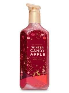 BBW Winter Candy Apple