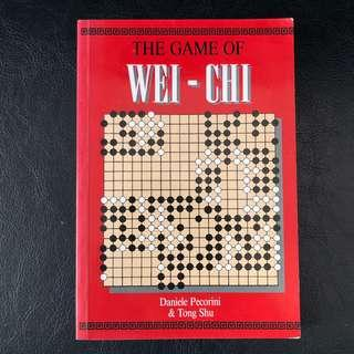 Book - How to play WeiQi