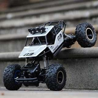 Rechargeable MonsterTruck Remote Car