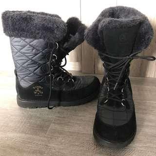 Agile 防水毛毛boots