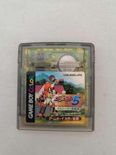 Gameboy Color メダロット5 Medarot Game Boy