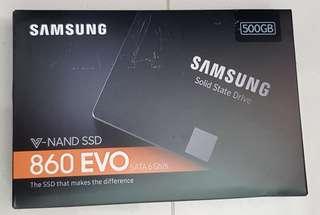 Samsung EVO 860 SSD 500GB