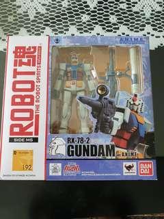 SHF Figurarts Bandai Gundam RX 78