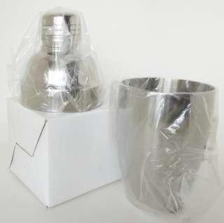 Stainless Steel Cocktail Shaker 350ml