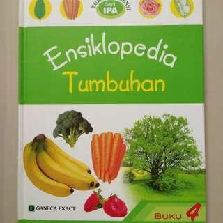 Ensiklopedia Tumbuhan - Ganeca Exact - Hard Cover MD