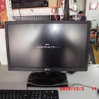 樂金 LG E2251T-BN 22吋 16:9 寬 LED 超薄 液晶 螢幕 顯示器