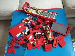 Lego Ferrari 75913 75908 樂高積木 法拉利跑車 散件