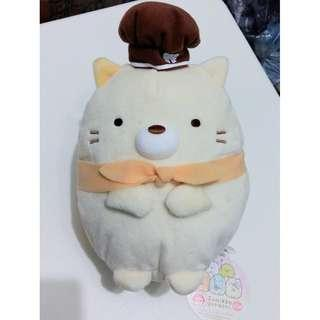 角落生物 貓貓 廚師帽 (日本直送)