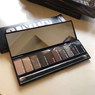 平放‼️ Clio 眼影 eye palette 10色 Chanel dior givenchy Guerlain Shiseido Mac urban decay