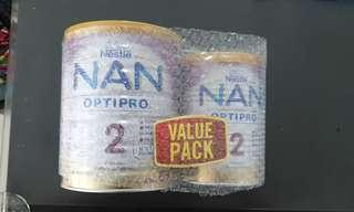 BN Nan Optipro 2 Value Pack 800g + 400g