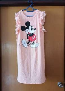 Mickey Mouse nightwear