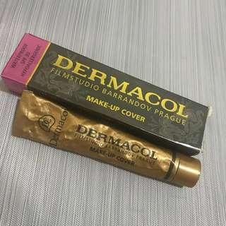 DERMACOL MAKEUP COVER 210
