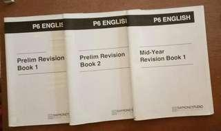 Primary 6 English Revision Booklets - Raymond Studio