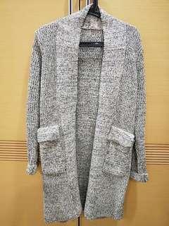 🚚 冬季百搭針織毛衣外套