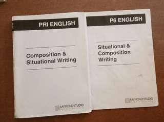 Primary 6 English- Composition & Situational Writing (Raymond Studio)