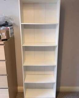 IKEA Gersby Shelving White