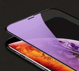 Anti-Blue Light Tempd Glass Screen Protector iPhone XS Max