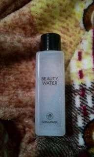 Son and Park beauty water travel size