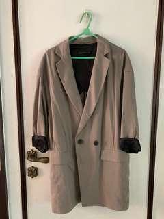 Zara Long blazer 長款西裝外套