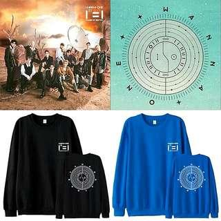 WANNA ONE 'POWER OF THE DESTINY' PULLOVER