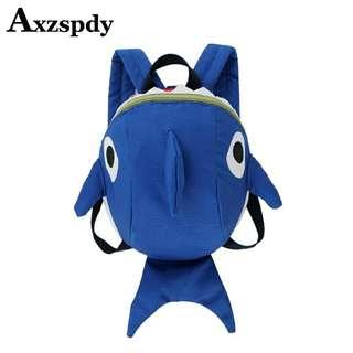 cartoon school bag Kindergarten backpack for Lost Travel shoulder bags mochila infantil kid's backpack mochila escolar