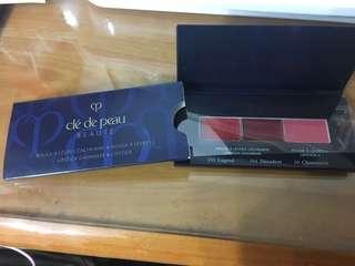 Cle de peau lipstick sample