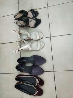 Shoes at $10 each