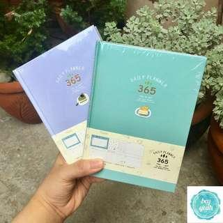 365 Open-dated Planner
