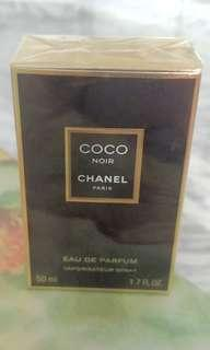 Coco Noir Chanel Paris Eau De Parfum Vaporisateur Spray 50ml/1.7Fl.Oz.